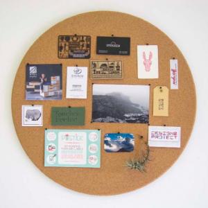 Cork Pinboard - Round XL